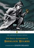 Great Adventures of Sherlock Holmes (Puffin Classics)