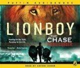 Lionboy 2 the Chase (Book & CD) (v. 2)