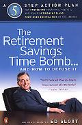 Retirement Savings Time Bomb and How to Diffuse It