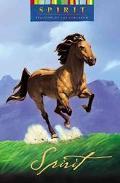 Spirit: Stallion Of The Cimirraon - Kathleen Duey - Paperback