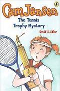 Tennis Trophy Mystery