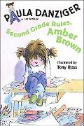 Second Grade Rules, Amber Brown