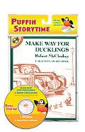 Make Way for Ducklings (Puffin Storytime)