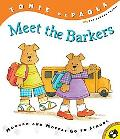 Meet the Barkers Morgan and Moffat Go to School