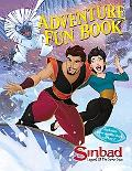 Sinbad Legend of the Seven Seas Adventure Fun Book