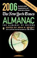 New York Times Almanac 2006: The Almanac of Record - John W. Wright - Paperback