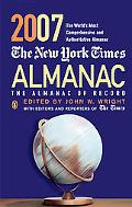 New York Times 2007 Almanac