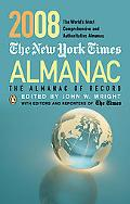 New York Times Almanac 2008