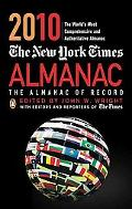 The New York Times Almanac 2010: The Almanac of Record