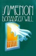 Donadieu's Will - Georges Simenon - Hardcover