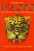 Masks: From around the World - Vivien Frank - Paperback