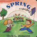 Spring: Seasons Board Books
