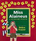Miss Alaineus A Vocabulary Disaster