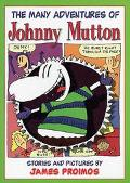 Many Adventures of Johnny Mutton Stories and Pictures