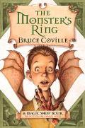 Monster's Ring A Magic Shop Book