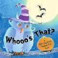 Whooo's That?: A Lift-the-Flap Pumpkin Fun Book