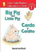 Big Pig and Little Pig(Cerdo y Cerdito)