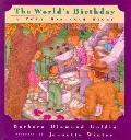 The World's Birthday: A Rosh Hashanah Story - Barbara Diamond Diamond Goldin - Hardcover - 1...