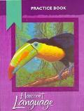 Harcourt Language Practice Book  Grade 5