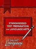 Harcourt Language Arts Standardized Test Preparation