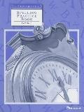 Spelling Practice Book - Harcourt School Publishers Staf - Paperback