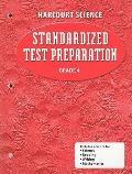 Standardized Test Prep:science-grade 4