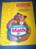 Harcourt Math: Challenge Workbook, Teacher's Edition