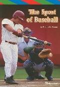 The Sport of Baseball (Harcourt Leveled Readers: Grade 4)