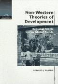 Non-Western Theories of Development Regional Norms Versus Global Trends