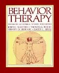 Behavior Therapy: Techniques and Empirical Findings