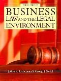 Business Law+legal Environment