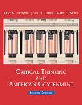 Critical Thinking and American Government
