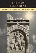 New Testament History, Literature, and Social Context