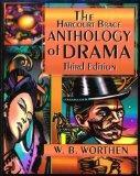 The Harcourt Brace Anthology of Drama