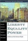 Liberty, Equality, Power: A History of the American People, Concise Edition (Non-InfoTrac Ve...