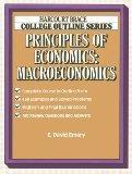 Principles of Economics: Macroeconomics (Books for Professionals)