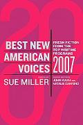 Best New American Voices 2007