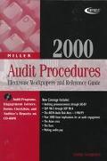 Miller 2000 Audit Procedures