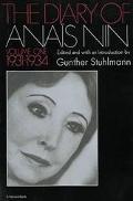 Diary of Anais Nin, 1931-1934