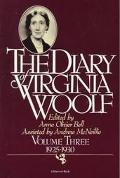 Diary of Virginia Woolf 1925-1930