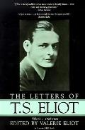 Letters of T.S. Eliot 1898-1922