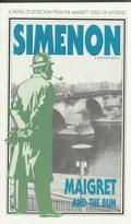 Maigret and the Bum - Georges Simenon - Paperback