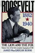 Roosevelt-lion+the Fox,v.1