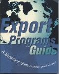 Export Programs Guide