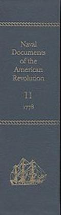 Naval Documents of the American Revolution American Theater January 1, 1778-march 31, 1778; ...