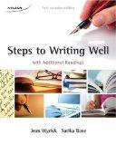 CDN ED Steps To Writing Well With Additional Readings
