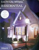 Electrical Wiring Residential Volume 1