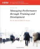 Mgning Perf Through Training Dev