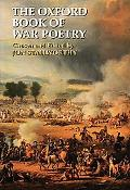 Oxford Book of War Poetry