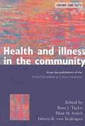 Health and Illness in the Community An Oxford Core Text